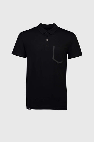Harvey Polo - Black