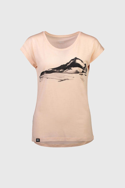 Estelle Cap Tee - Blush