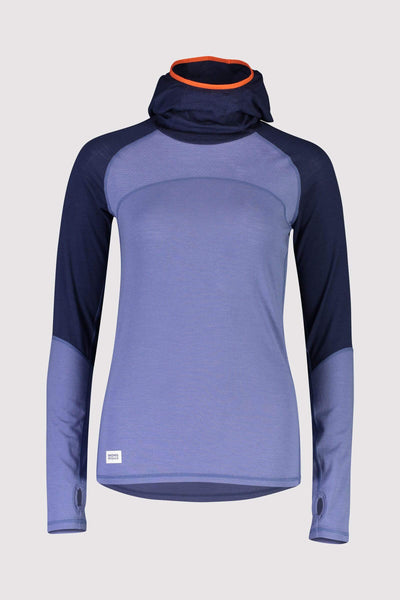 Bella Tech Flex Hood - Blue Velvet