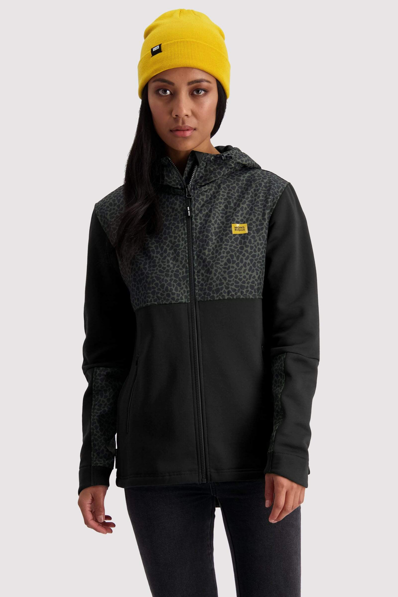 Decade Tech Mid Hoody - Wild Thing