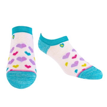Bamboo Socks | Everyday Ankle | Love Multi