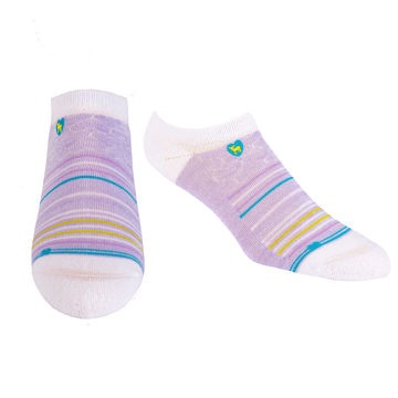 Bamboo Socks | Everyday Ankle | Seaside Lavender