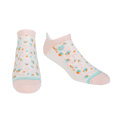 Cushioned Socks | Comfy Ankle | Catarina Pink