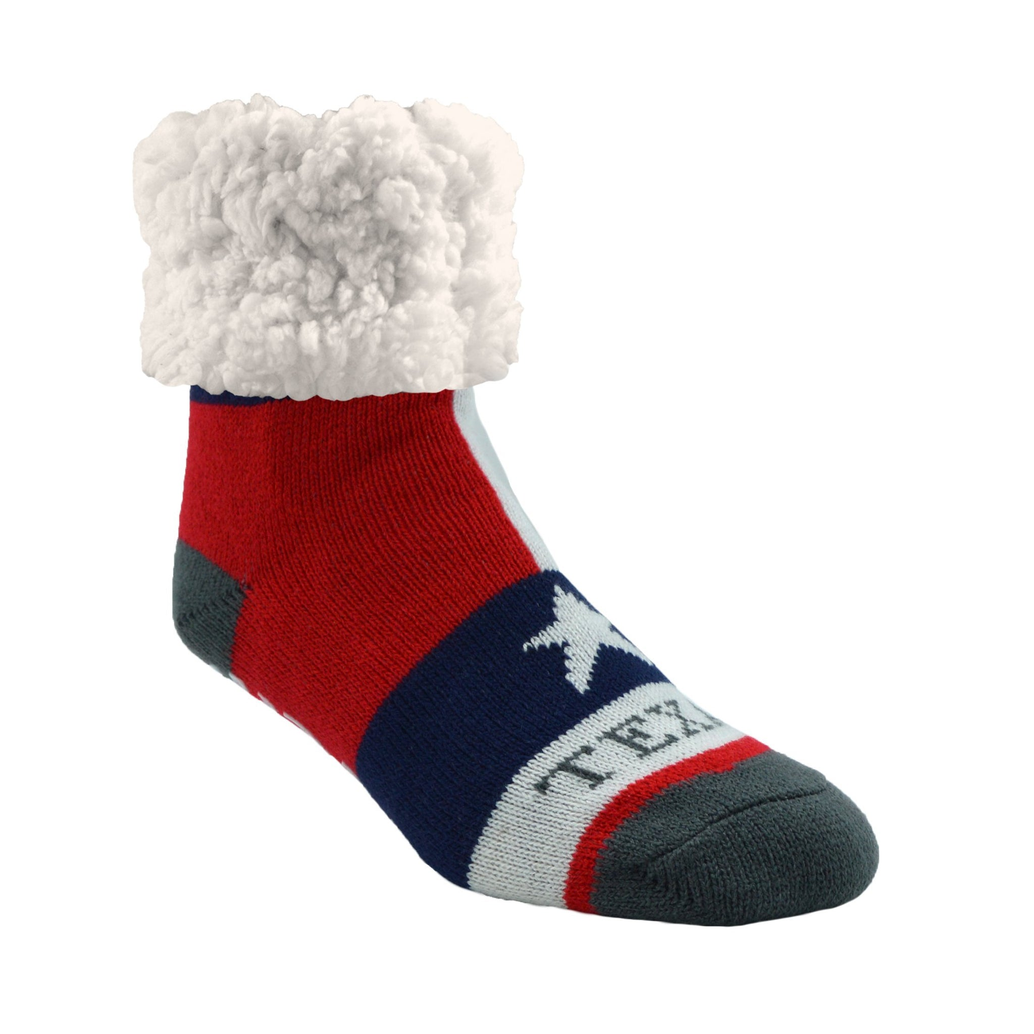 Classic Slipper Socks | Lone Star