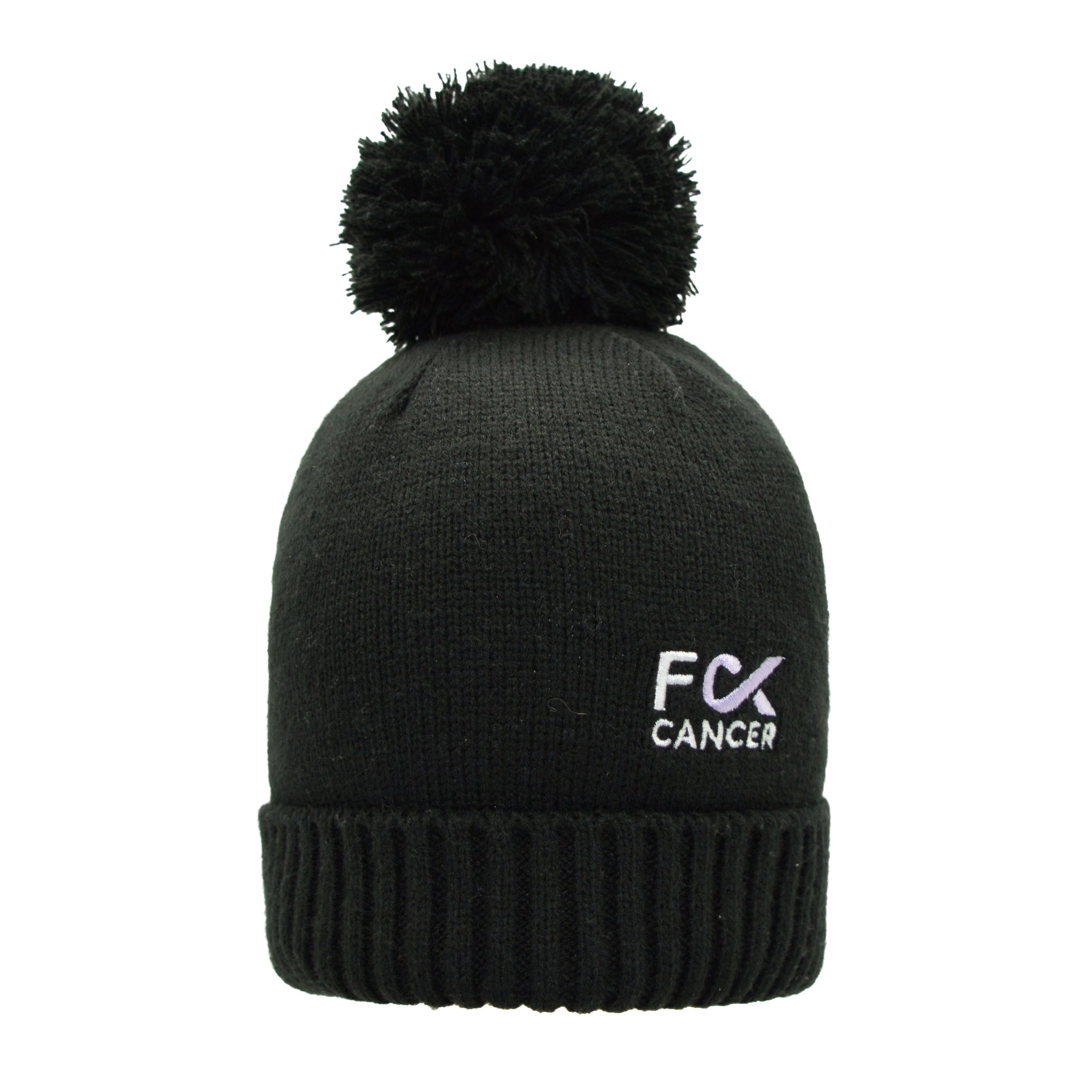 F Cancer x Pudus Toque Hat | Black