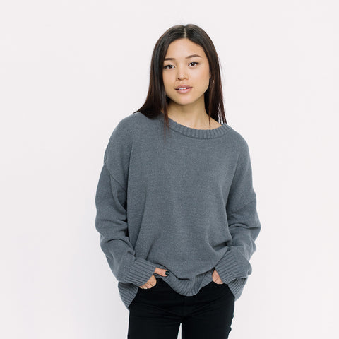 Faux Cashmere Marchesi Sweater