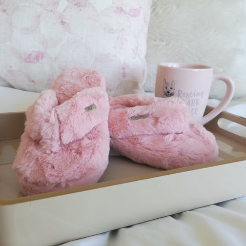 Cottontail Flip Flop Slippers