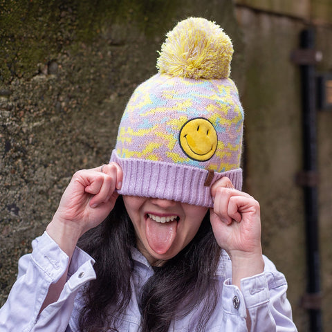 Smiley® x Pudus Beanie Hat