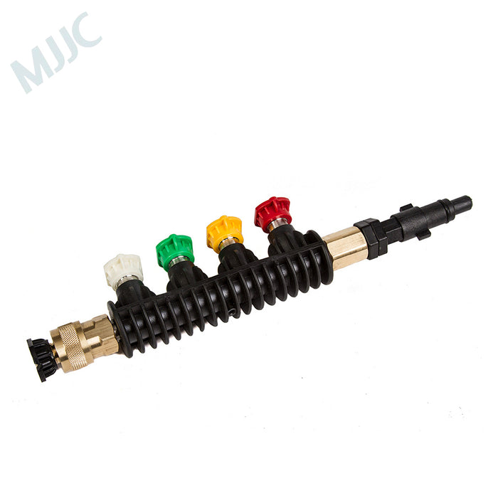 with High Quality Water Spray Lance Wand Nozzle for old type Nilfisk / Alto / Kew / Gerni Pressure Washer
