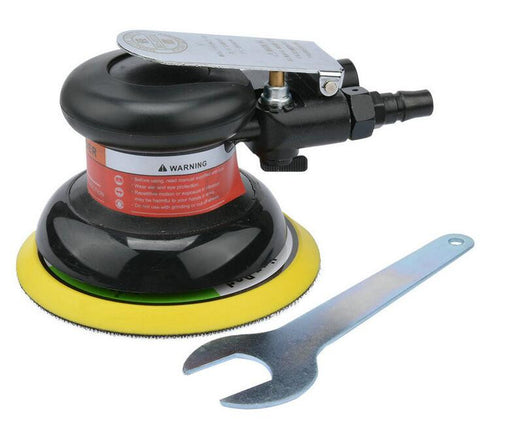 Boutique 5 inch disk type pneumatic polishing machine 125mm air Sander sandpaper polishing machine