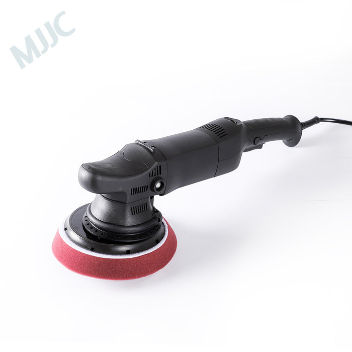 DAS-6 PRO Plus Dual Action Polisher Orbit 21mm comes with both 5 inch and 6 inch backing plates