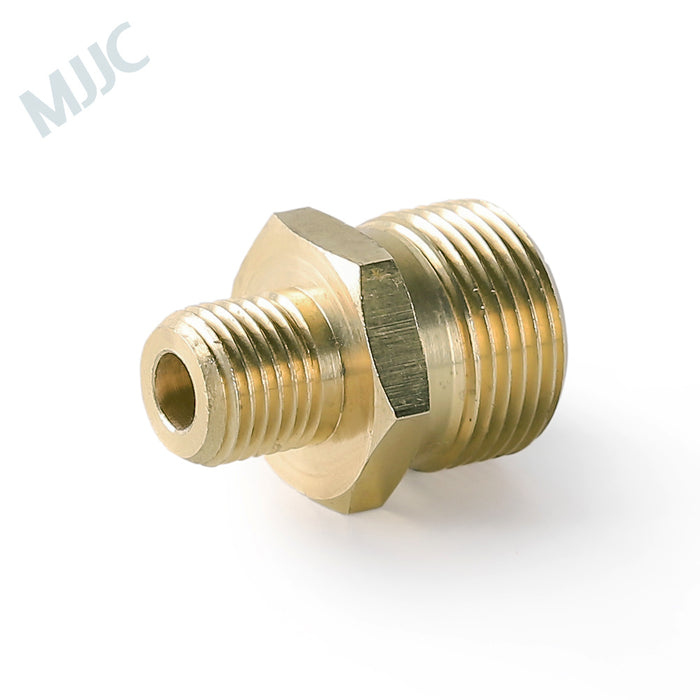 Foam Cannon Connector M22x1.5mm Male Thread with 14mm internal diameter