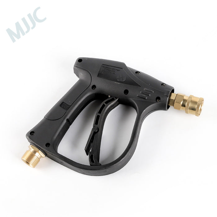 High Pressure Trigger Gun with M22 thread Inlet (inner diameter 14mm)