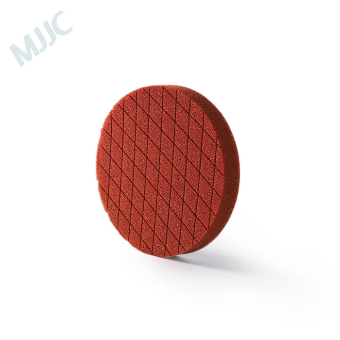 Red car polishing pad MJJC