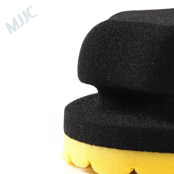 MJJC Magic Car waxing sponge Car interior washing Sponge