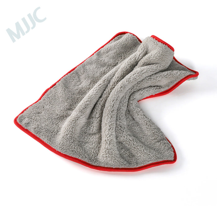 MJJC 500gsm 40X40CM microfiber towel 70%Polyester 30%Nylon super soft and absorbant