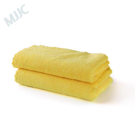 edgeless 350gsm towel with weave edge