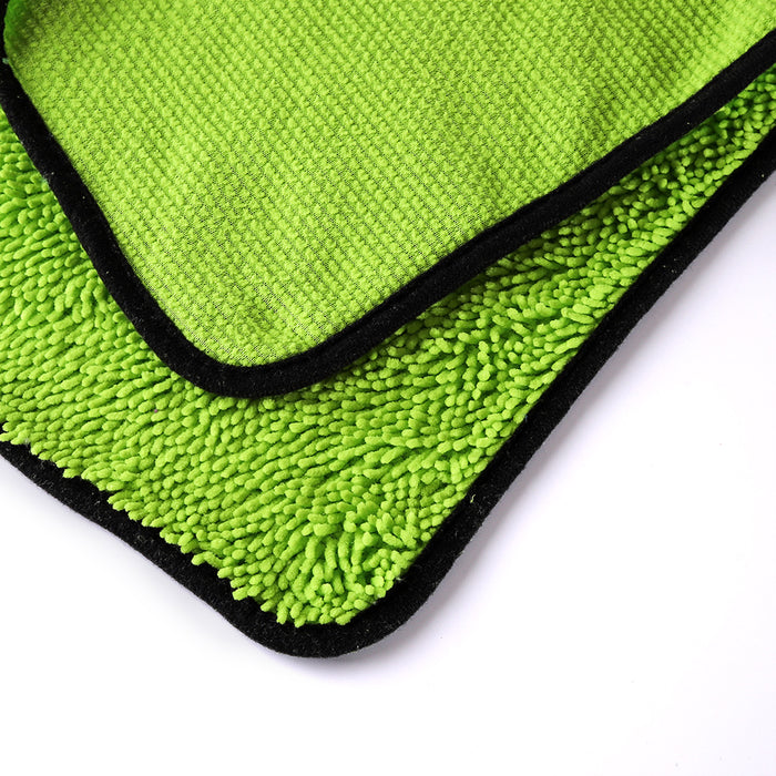 car wash chenille towel, multi purpose cleaning towel
