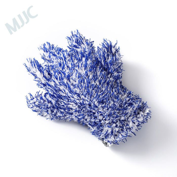 Microfiber Car Wash Mitt with MJJC Brand