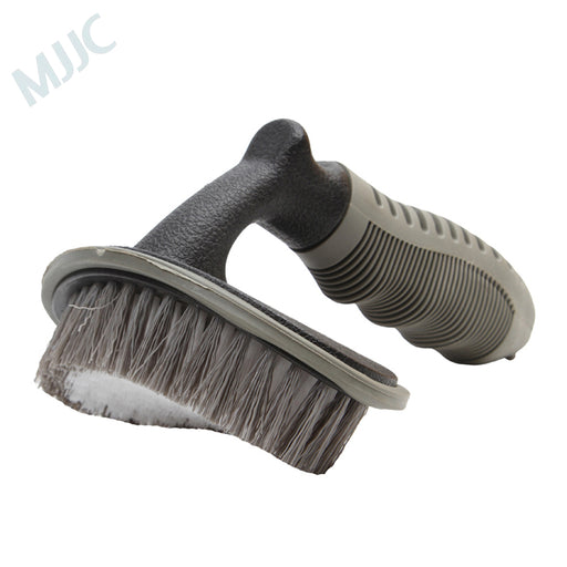 Grey Tyre Cleaning Brush