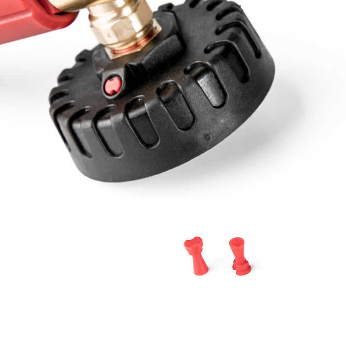Red Insert Part for Foam Cannon Pro Bottle Cap