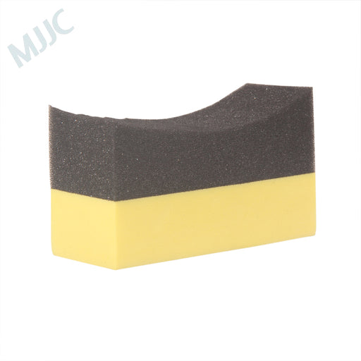 MJJC Car Wash Foam Sponge Strong Water Absorbing Car Wash Sponge Car Cleaning Accessory Tire Coating Foam Sponge