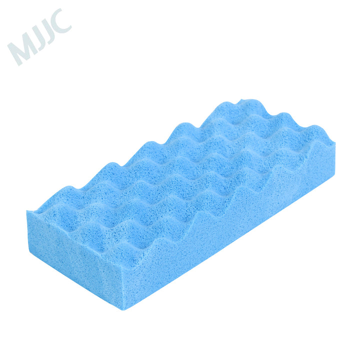 PVA weave shaped car wash sponge super soft