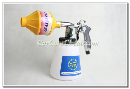 Hurricane Yellow Air Foam Gun