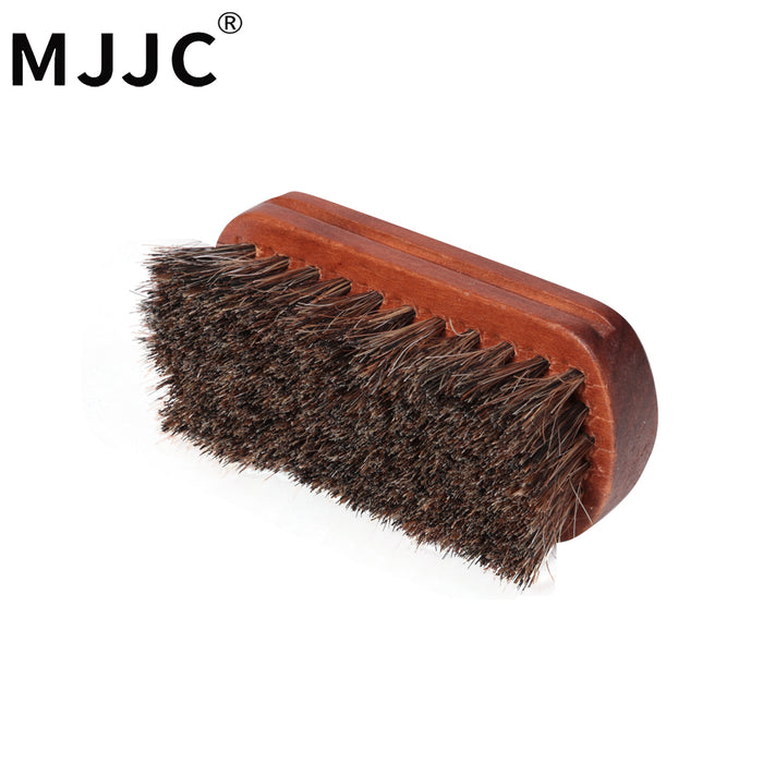 Wood Brush for Carpet, Upholstery, and Leather