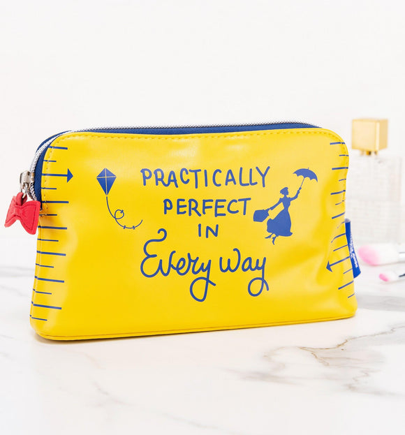 Mary Poppins Practically Perfect Make up Bag