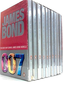 James Bond 007 Box Set: 10 books paperback