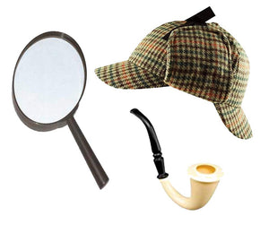 This Sherlock Holmes Detective Accessories Set