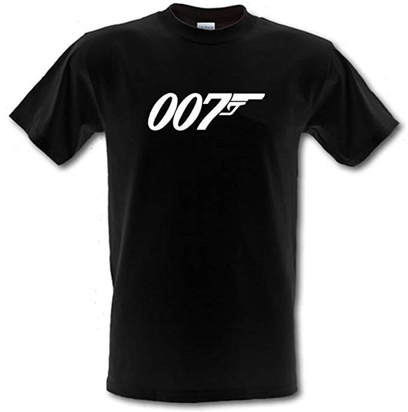 JAMES BOND 007 Licensed to Kill logo