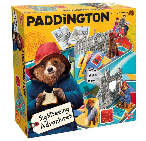 Paddington Bear Movie Board Game