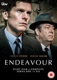 Endeavour Series 1- 6 Box Set
