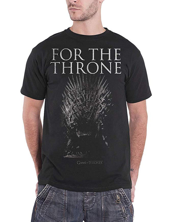 Game of Thrones - T Shirt for The Throne