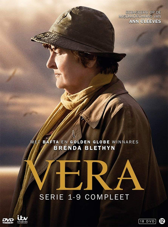Vera - Complete Collection DVD Box Set