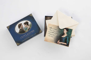Outlander Blank Box Notecards