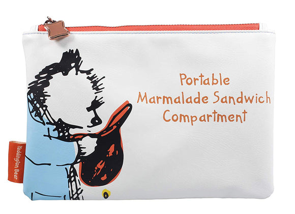Paddington Bear Pouch - Marmalade Sandwich