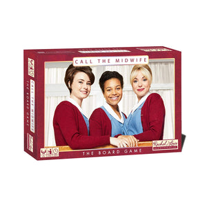 Call The Midwife Board Game Red