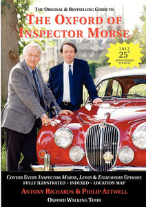 The Oxford of Inspector Morse Book