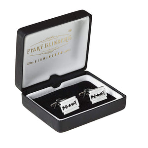 Peaky Blinders Cufflinks with Presentation Box