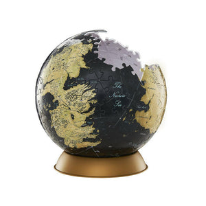 Game of Thrones 3D Globe Puzzle