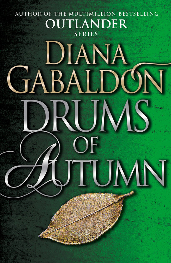 Drums Of Autumn (Outlander 4) Book