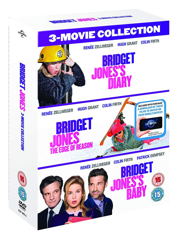 Bridget Jones 3-Movie Collection