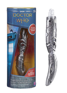 The 13th Doctor's Sonic Screwdriver