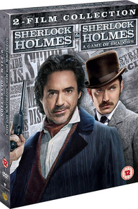 Sherlock Holmes Movie Collection DVD Box Set