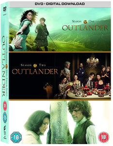 Outlander - Seasons 1-3 DVD Box Set