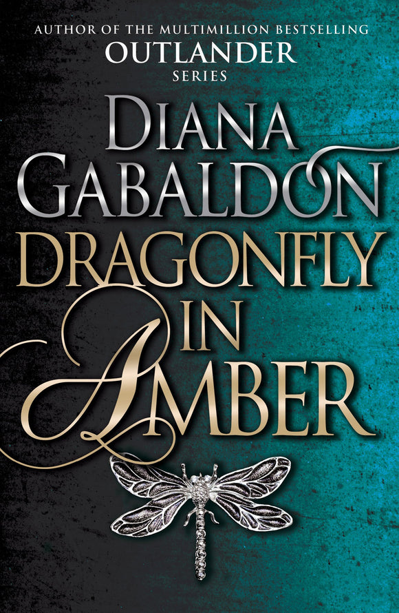 Dragonfly In Amber (Outlander 2) Book