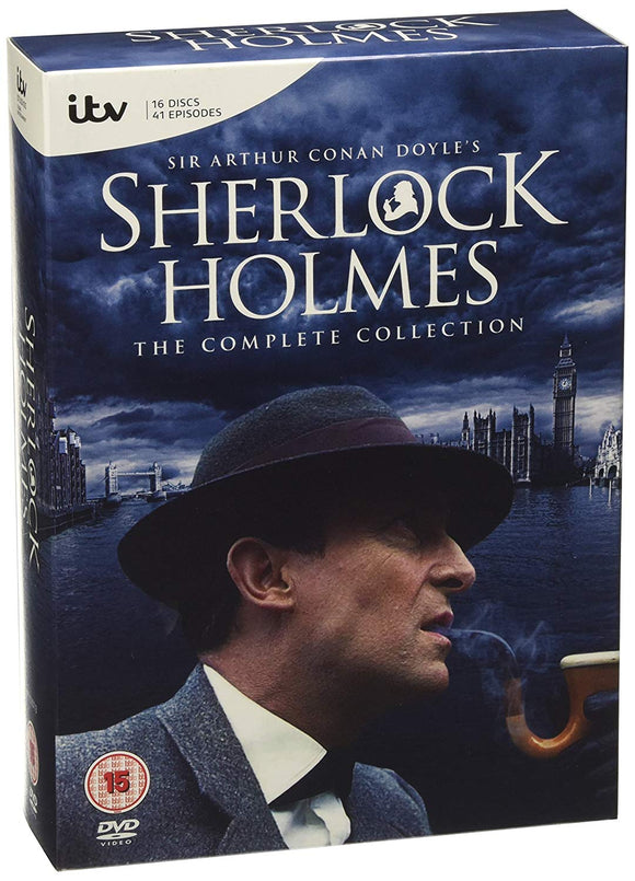 Sherlock Holmes The Complete Collection Box Set